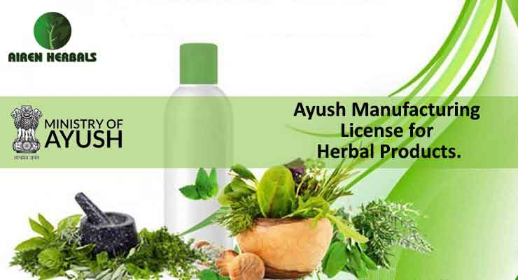 Documents required to apply for an AYUSH license