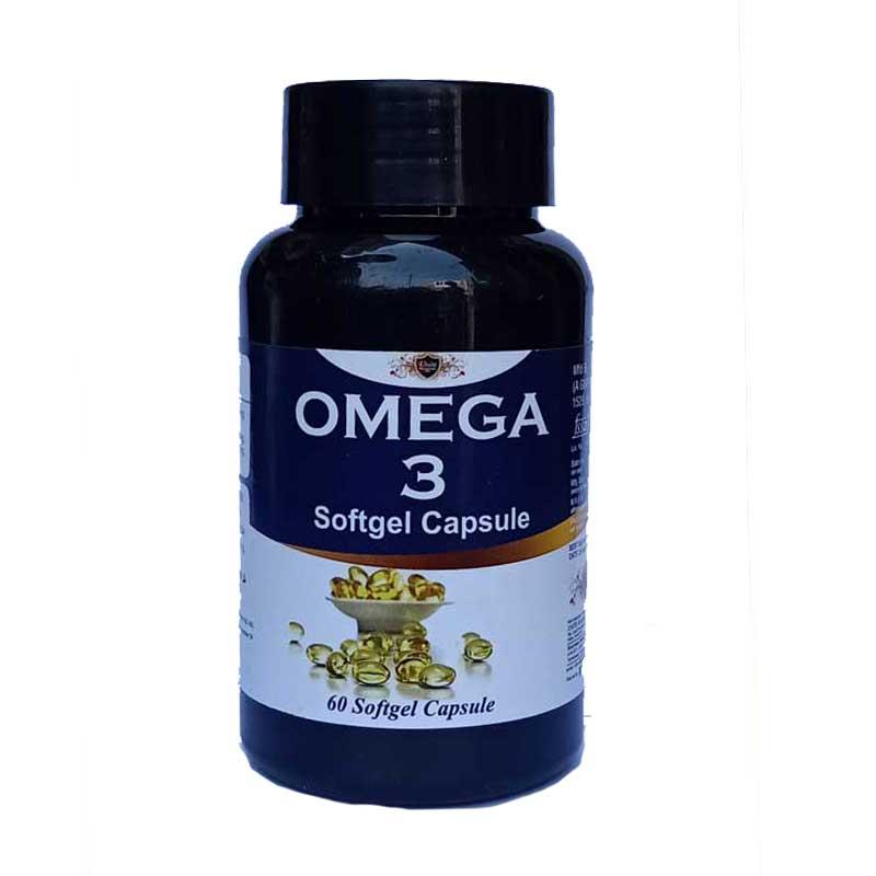 3 soft gel capsules