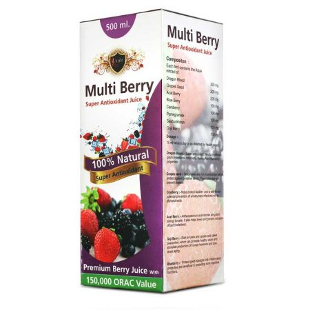 Multi Berry Juice