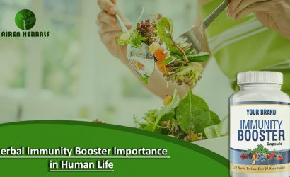 Herbal Immunity Booster Importance in Human Life