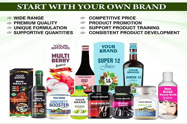 Start Your Own Brand